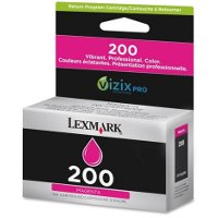 Lexmark 14L0087 ( Lexmark # 200 Magenta ) Discount Ink Cartridge