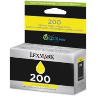 Lexmark 14L0088 ( Lexmark # 200 Yellow ) Discount Ink Cartridge
