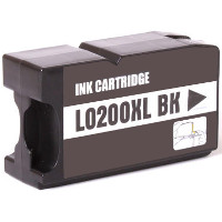 Lexmark 14L0197 ( Lexmark # 200XLA Black ) Compatible Discount Ink Cartridge
