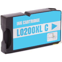 Lexmark 14L0198 ( Lexmark # 200XLA Cyan ) Compatible Discount Ink Cartridge