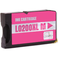 Lexmark 14L0199 ( Lexmark # 200XLA Magenta ) Compatible Discount Ink Cartridge