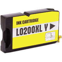 Lexmark 14L0200 ( Lexmark # 200XLA Yellow ) Compatible Discount Ink Cartridge