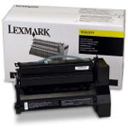 Lexmark 15G031Y Yellow Laser Cartridge