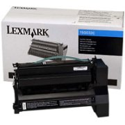 Lexmark 15G032C High Capacity Cyan Laser Cartridge