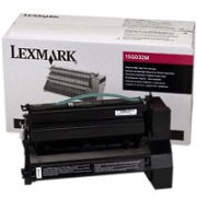Lexmark 15G032M High Capacity Magenta Laser Cartridge