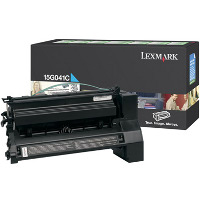 Lexmark 15G041C Cyan Laser Cartridge