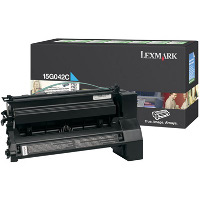 Lexmark 15G042C High Capacity Cyan Laser Cartridge