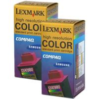 Lexmark 15M1335 Color Discount Ink Cartridges