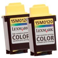 Lexmark 15M1375 Color Discount Ink Cartridges