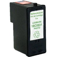 Lexmark 18C0031 ( Lexmark #31 ) Remanufactured Discount Ink Cartridge