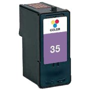 Lexmark 18C0035 ( Lexmark #35 ) Remanufactured Discount Ink Cartridge