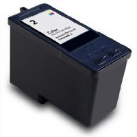 Lexmark 18C0190 ( Lexmark #2 ) Remanufactured Discount Ink Cartridge
