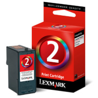 Lexmark 18C0190 ( Lexmark #2 ) Discount Ink Cartridge