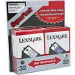Lexmark 18C0535 Discount Ink Cartridge Pack