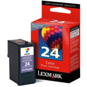 Lexmark 18C1524 ( Lexmark #24 ) Discount Ink Cartridge