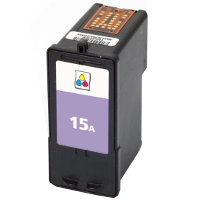 Lexmark 18C2100 ( Lexmark #15A ) Remanufactured Discount Ink Cartridge