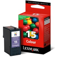 Lexmark 18C2110 ( Lexmark #15 ) Discount Ink Cartridge