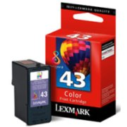 Lexmark 18Y0143 ( Lexmark #43XL ) Discount Ink Cartridge