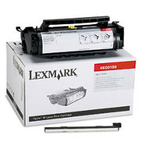 Lexmark 4K00199 High Capacity Black Laser Cartridge