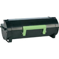 Compatible Lexmark Lexmark 601 ( 60F1000 ) Black Laser Cartridge