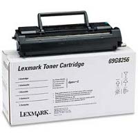 Lexmark 69G8256 Black Laser Cartridge