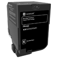 Lexmark 74C1HK0 Laser Cartridge (Return Program)