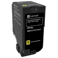 Lexmark 74C1SY0 Laser Cartridge (Return Program)