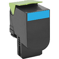 Lexmark 80C1HC0 Compatible Laser Cartridge