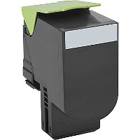 Lexmark 80C1SK0 Compatible Laser Cartridge