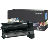 Lexmark 10B041C Cyan PREBATE Laser Cartridge
