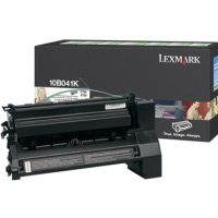 Lexmark 10B041K Black PREBATE Laser Cartridge