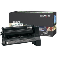 Lexmark 10B042K High Yield Black PREBATE Laser Cartridge