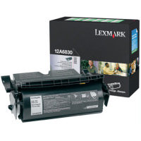 Lexmark 12A6830 Black PREBATE Laser Cartridge