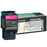 Lexmark C540A1MG Laser Cartridge