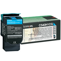 Lexmark C540H1CG Laser Cartridge