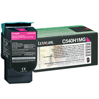 Lexmark C540H1MG Laser Cartridge
