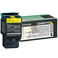 Lexmark C540H1YG Laser Cartridge