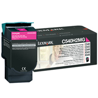 Lexmark C540H2MG Laser Cartridge