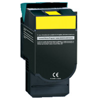 Lexmark C540H2YG Compatible Laser Cartridge