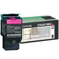Lexmark C544X1MG Laser Cartridge