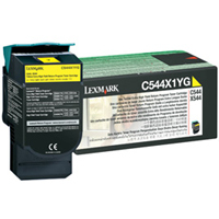 Lexmark C544X1YG Laser Cartridge