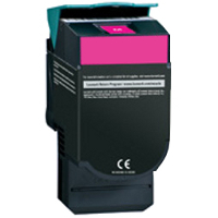 Lexmark C544X2MG Compatible Laser Cartridge