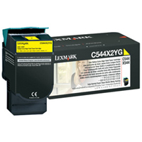 Lexmark C544X2YG Laser Cartridge