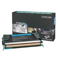 Lexmark C734A1CG Laser Cartridge