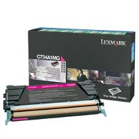 Lexmark C734A1MG Laser Cartridge