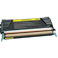 Lexmark C734A1YG Compatible Laser Cartridge