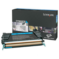 Lexmark C736H2CG Laser Cartridge