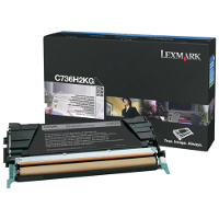 Lexmark C736H2KG Laser Cartridge