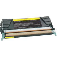 Lexmark C748H1YG Compatible Laser Cartridge