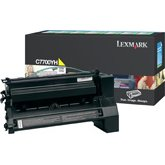 Lexmark C7700YH Laser Cartridge
